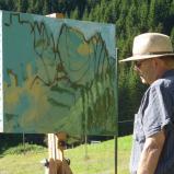 Bernard Bailly, Gastlosen, août 2010