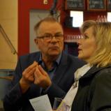 Bernard Bailly, Nuithonie, vernissage le 5 février 2015