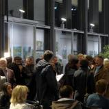 Bernard Bailly, Nuithonie, vernissage le 5 février 2015