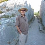 Bernard Bailly, Provence, Fontvieille, Aqueduc de Barbegal, 2010