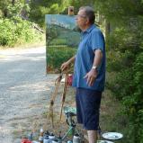 Bernard Bailly, Provence, Les Baux, 2010