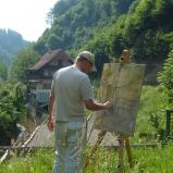 Bernard Bailly, Fribourg, La Vallée du Gottéron, 2010