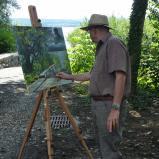 Bernard Bailly, Lac de Morat, 2013