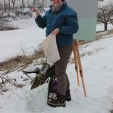 Bernard Bailly, Mont Vully, février 2013
