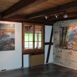 Bernard Bailly, Morat/Murten, exposition au musée, 2013