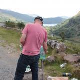 Bernard Bailly, North Wales, Snowdon, août 2013