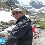 Bernard Bailly, Steingletscher, juillet 2013
