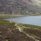 Janet Bailly, North Wales, Cwn Idwal, 18 et 19 août 2013