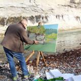 Bernard Bailly, Hauterive, automne 2014