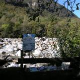 Bernard Bailly, Val Verzasca, automne 2009